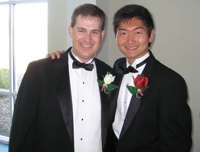 Adam and Tak